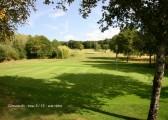 Chevreuils - Trou 3 - Vue rétro